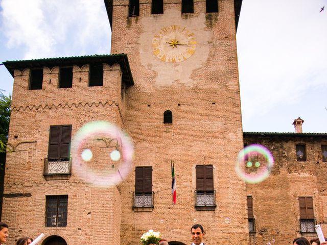 Il matrimonio di Andrea e Irene a Fontanellato, Parma 11