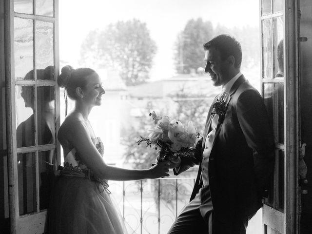 Il matrimonio di Andrea e Irene a Fontanellato, Parma 16