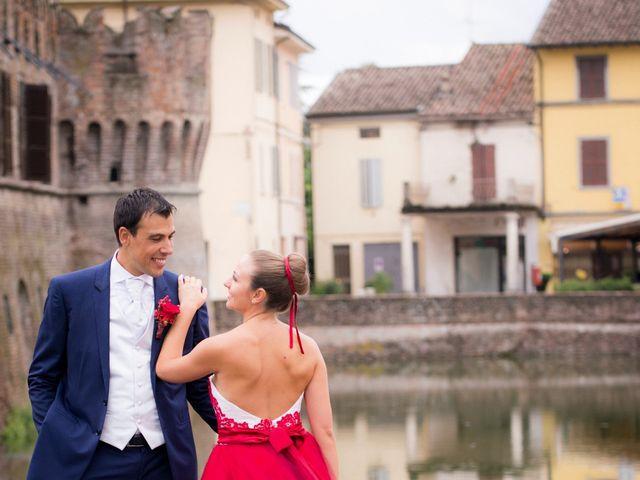 Il matrimonio di Andrea e Irene a Fontanellato, Parma 17