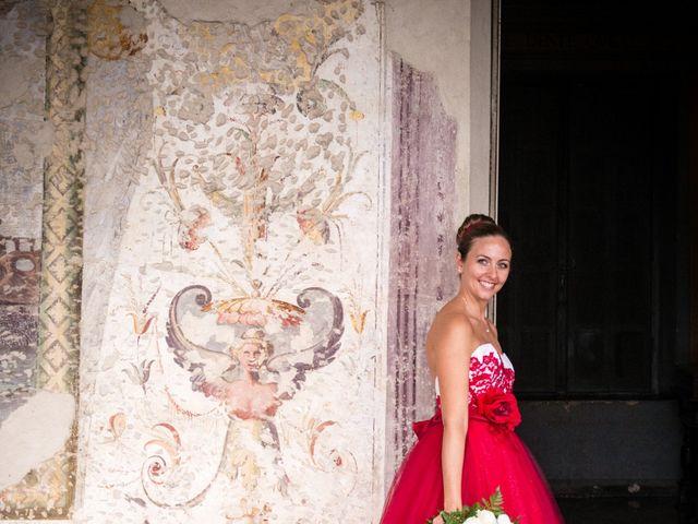 Il matrimonio di Andrea e Irene a Fontanellato, Parma 18