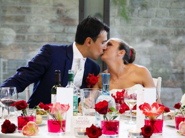 Il matrimonio di Andrea e Irene a Fontanellato, Parma 19