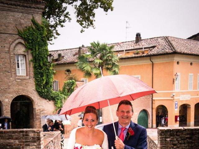 Il matrimonio di Andrea e Irene a Fontanellato, Parma 5