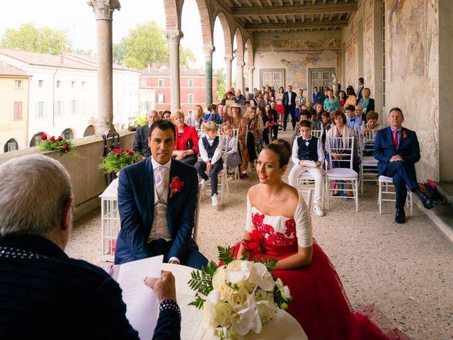 Il matrimonio di Andrea e Irene a Fontanellato, Parma 6