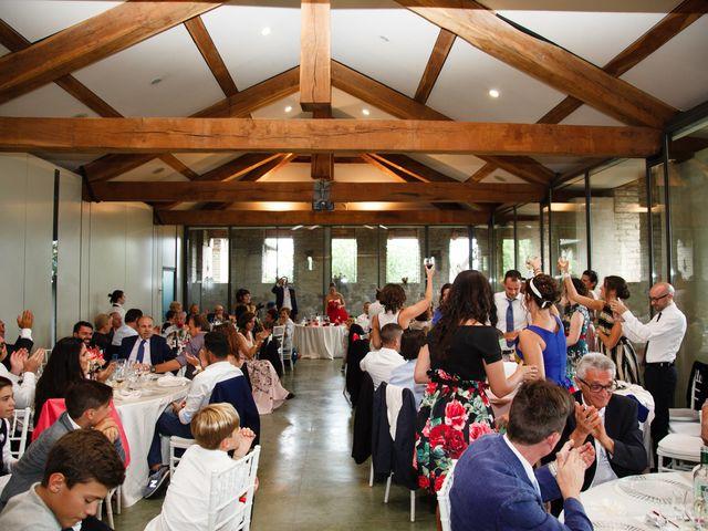 Il matrimonio di Andrea e Irene a Fontanellato, Parma 20