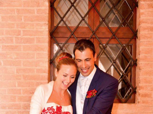 Il matrimonio di Andrea e Irene a Fontanellato, Parma 21