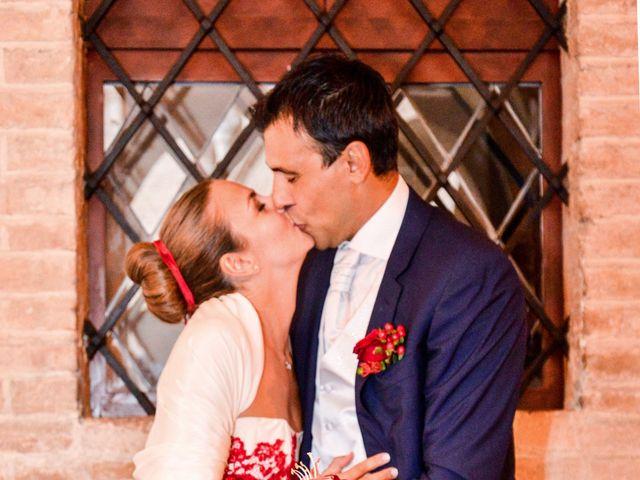 Il matrimonio di Andrea e Irene a Fontanellato, Parma 22