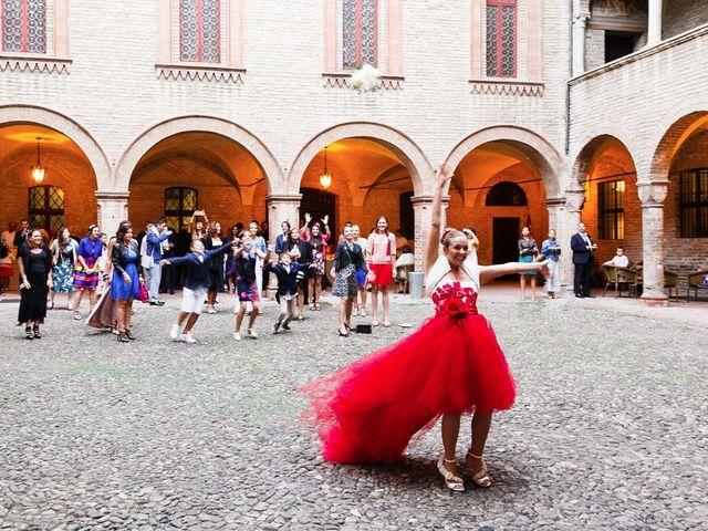 Il matrimonio di Andrea e Irene a Fontanellato, Parma 23