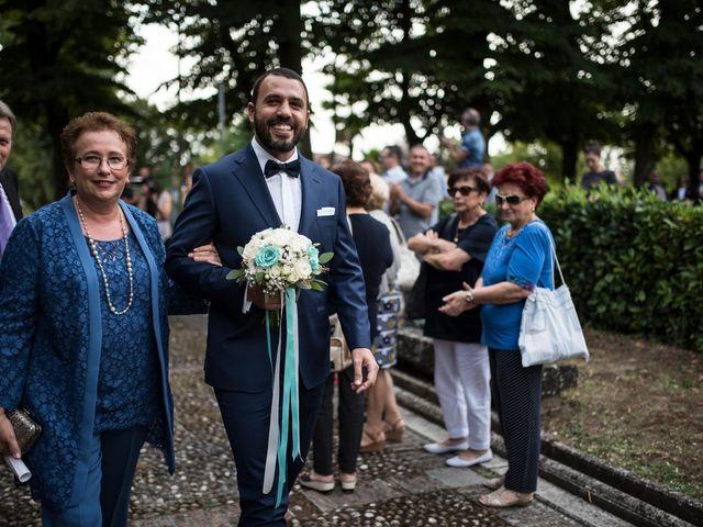 Il matrimonio di Emanuele e Cristel a Parma, Parma 24