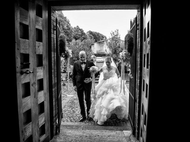 Il matrimonio di Emanuele e Cristel a Parma, Parma 34