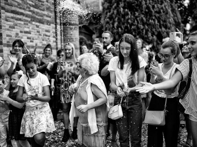Il matrimonio di Emanuele e Cristel a Parma, Parma 49