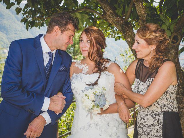 Il matrimonio di Mauro e Katia a Carate Urio, Como 13