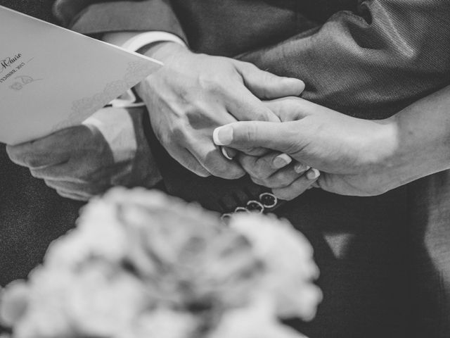 Il matrimonio di Mauro e Katia a Carate Urio, Como 16