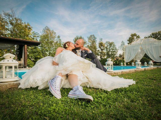 Il matrimonio di Mauro e Katia a Carate Urio, Como 22