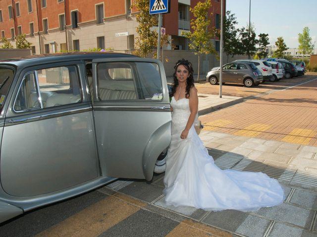 Il matrimonio di Lorenzo e Pamela a Sesto Fiorentino, Firenze 2