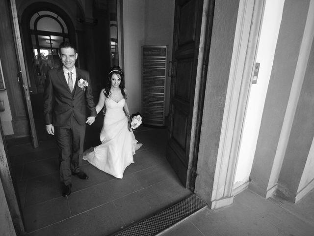 Il matrimonio di Lorenzo e Pamela a Sesto Fiorentino, Firenze 4
