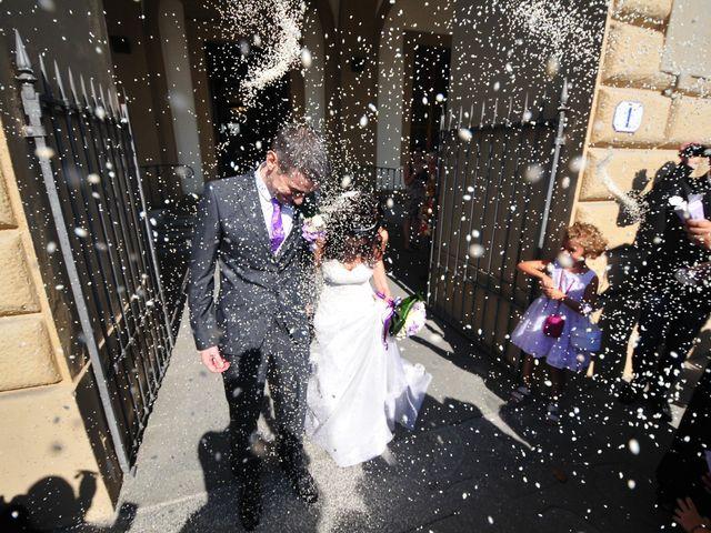 Il matrimonio di Lorenzo e Pamela a Sesto Fiorentino, Firenze 5