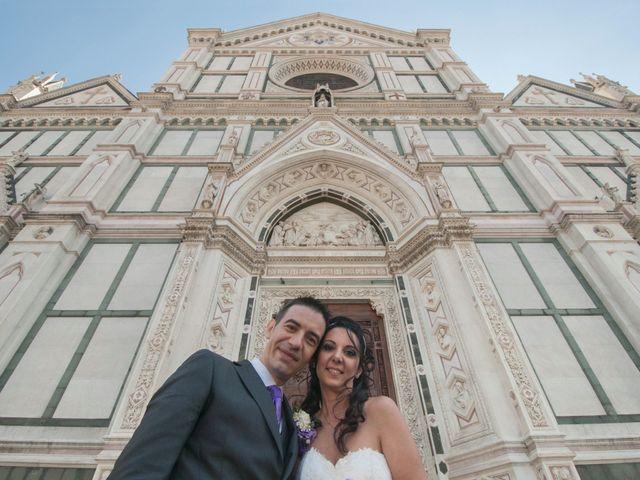 Il matrimonio di Lorenzo e Pamela a Sesto Fiorentino, Firenze 7