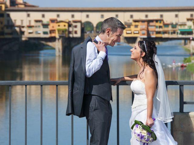 Il matrimonio di Lorenzo e Pamela a Sesto Fiorentino, Firenze 8