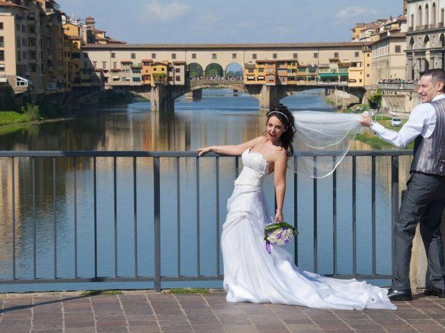 Il matrimonio di Lorenzo e Pamela a Sesto Fiorentino, Firenze 9