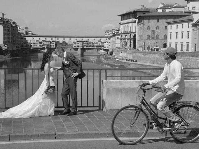 Il matrimonio di Lorenzo e Pamela a Sesto Fiorentino, Firenze 10