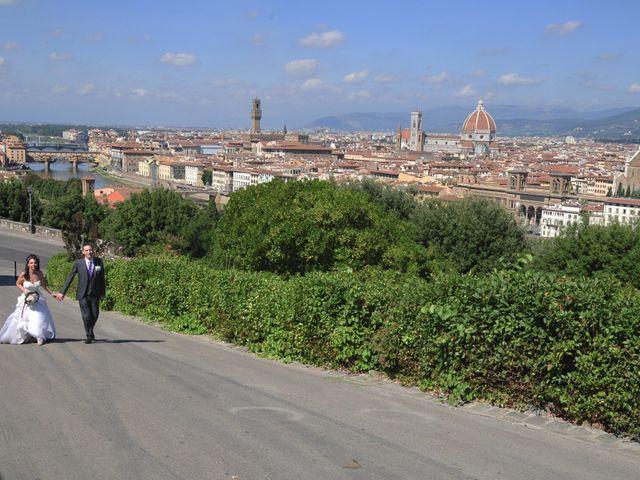 Il matrimonio di Lorenzo e Pamela a Sesto Fiorentino, Firenze 12