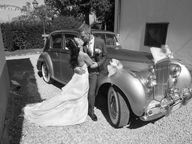 Il matrimonio di Lorenzo e Pamela a Sesto Fiorentino, Firenze 14