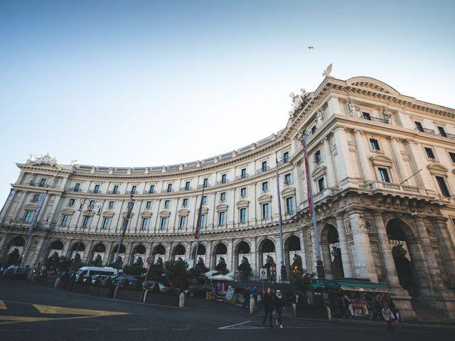 Il matrimonio di Francesco e Silvia a Roma, Roma 5
