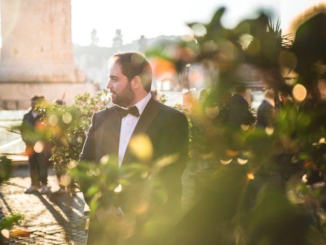 Il matrimonio di Francesco e Silvia a Roma, Roma 17