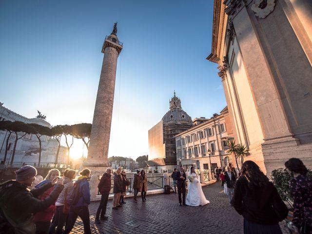Il matrimonio di Francesco e Silvia a Roma, Roma 18