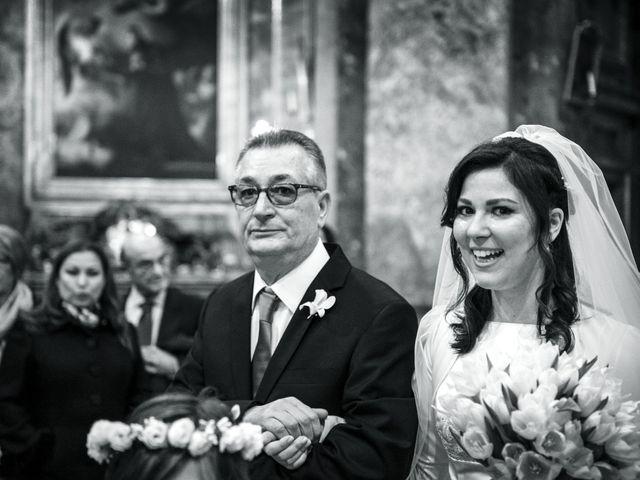 Il matrimonio di Francesco e Silvia a Roma, Roma 22