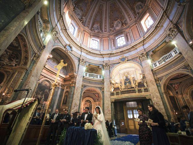 Il matrimonio di Francesco e Silvia a Roma, Roma 23