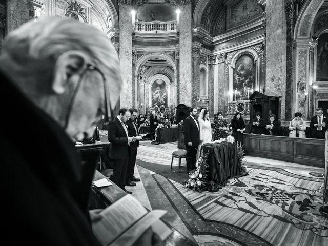 Il matrimonio di Francesco e Silvia a Roma, Roma 25