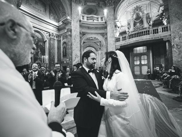 Il matrimonio di Francesco e Silvia a Roma, Roma 27