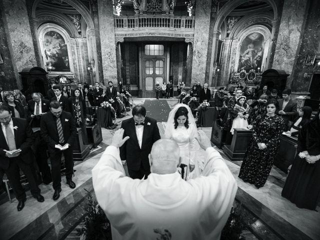 Il matrimonio di Francesco e Silvia a Roma, Roma 28