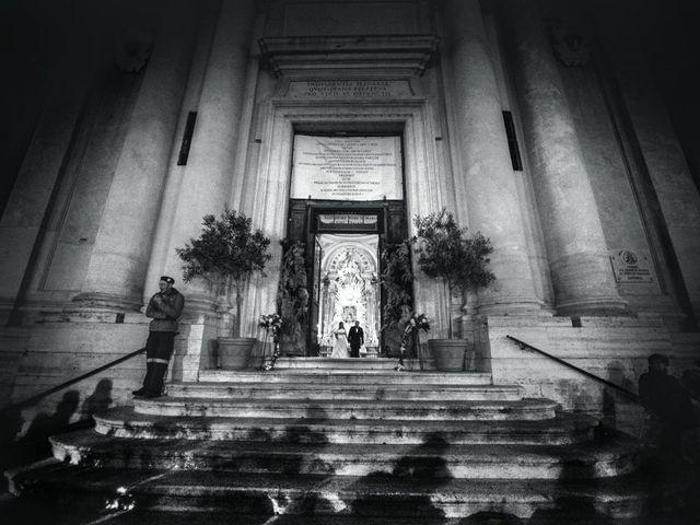 Il matrimonio di Francesco e Silvia a Roma, Roma 30