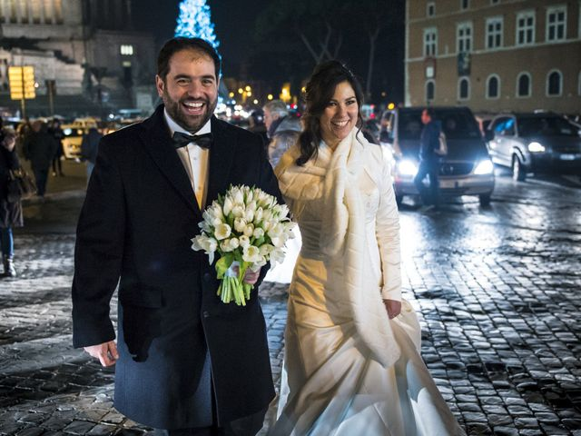 Il matrimonio di Francesco e Silvia a Roma, Roma 31