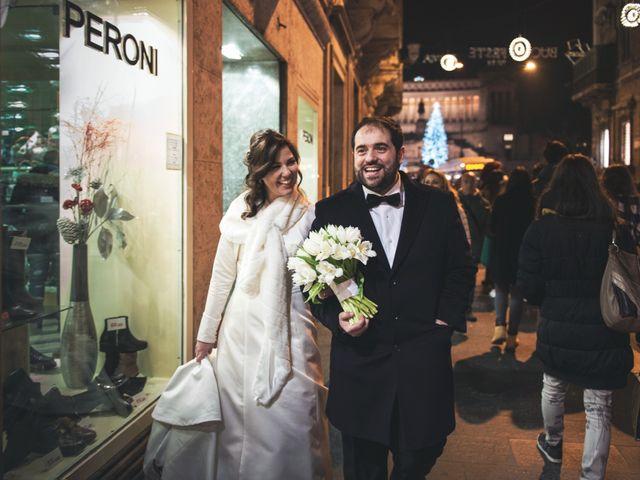 Il matrimonio di Francesco e Silvia a Roma, Roma 32