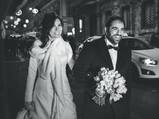 Il matrimonio di Francesco e Silvia a Roma, Roma 33