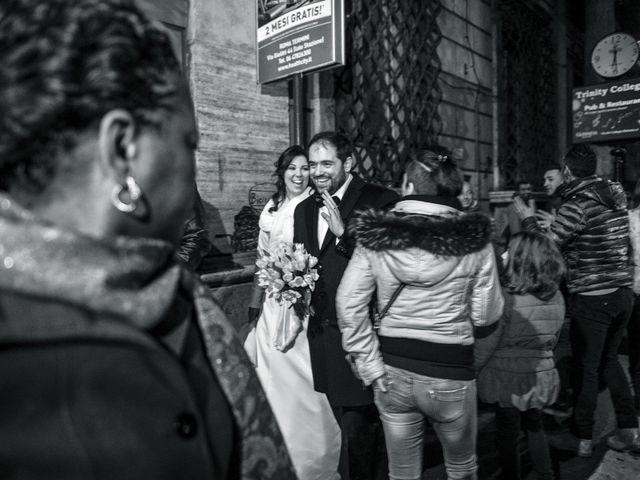 Il matrimonio di Francesco e Silvia a Roma, Roma 34