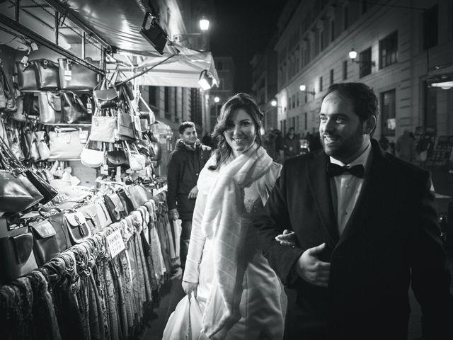 Il matrimonio di Francesco e Silvia a Roma, Roma 35