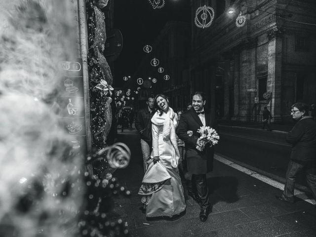 Il matrimonio di Francesco e Silvia a Roma, Roma 36
