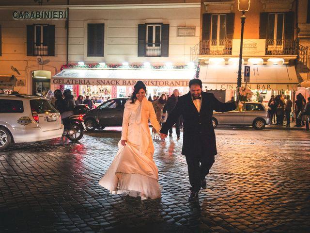 Il matrimonio di Francesco e Silvia a Roma, Roma 39