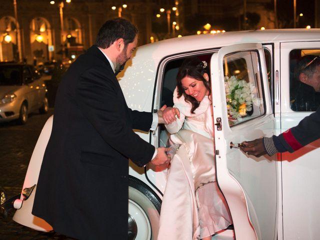 Il matrimonio di Francesco e Silvia a Roma, Roma 40