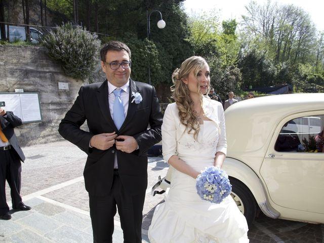 Il matrimonio di Maurizio e Marlisa a Zandobbio, Bergamo 9