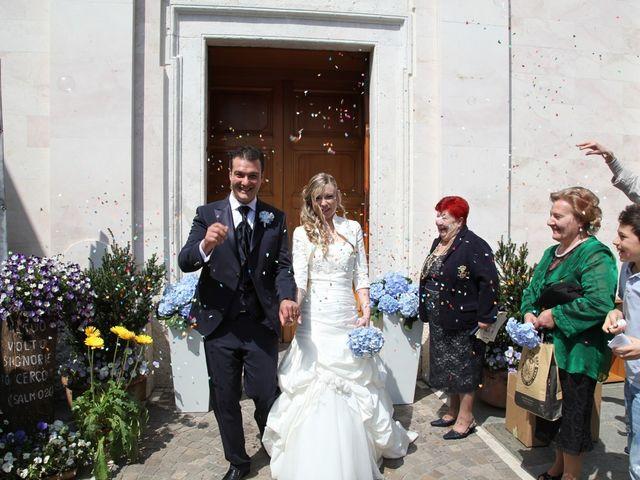 Il matrimonio di Maurizio e Marlisa a Zandobbio, Bergamo 17