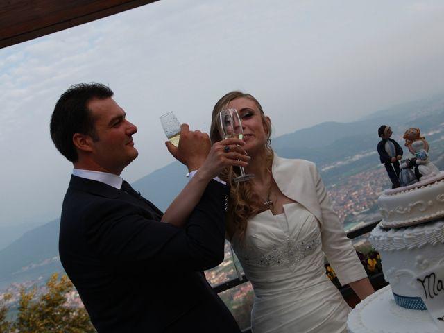 Il matrimonio di Maurizio e Marlisa a Zandobbio, Bergamo 24