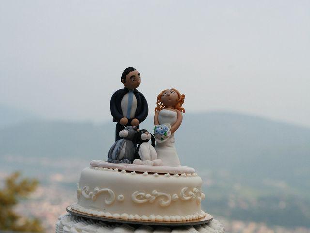Il matrimonio di Maurizio e Marlisa a Zandobbio, Bergamo 28