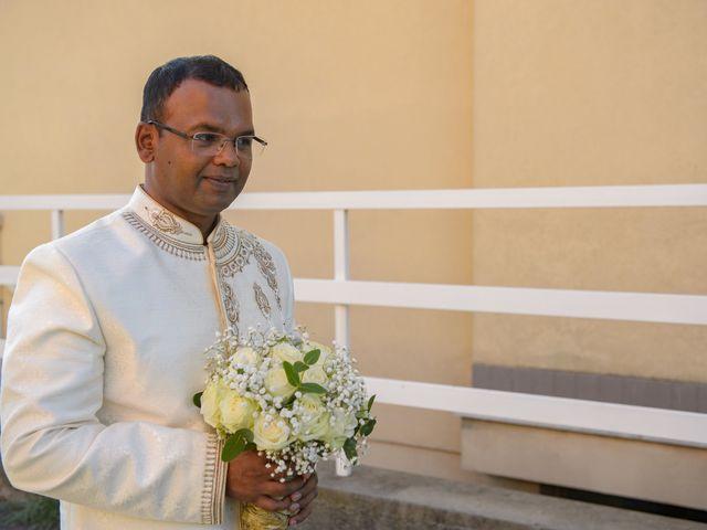 Il matrimonio di Thirumaaran e Claudia a Alassio, Savona 4