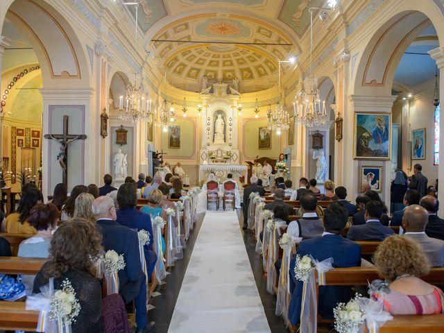 Il matrimonio di Thirumaaran e Claudia a Alassio, Savona 6