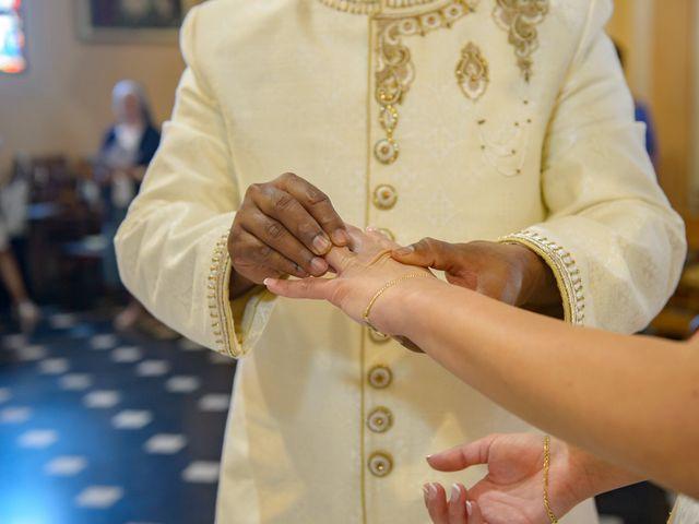 Il matrimonio di Thirumaaran e Claudia a Alassio, Savona 8